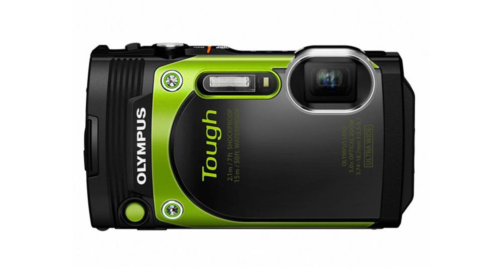 TG-870 دوربین جدید سری کامپکت Olympus معرفی شد