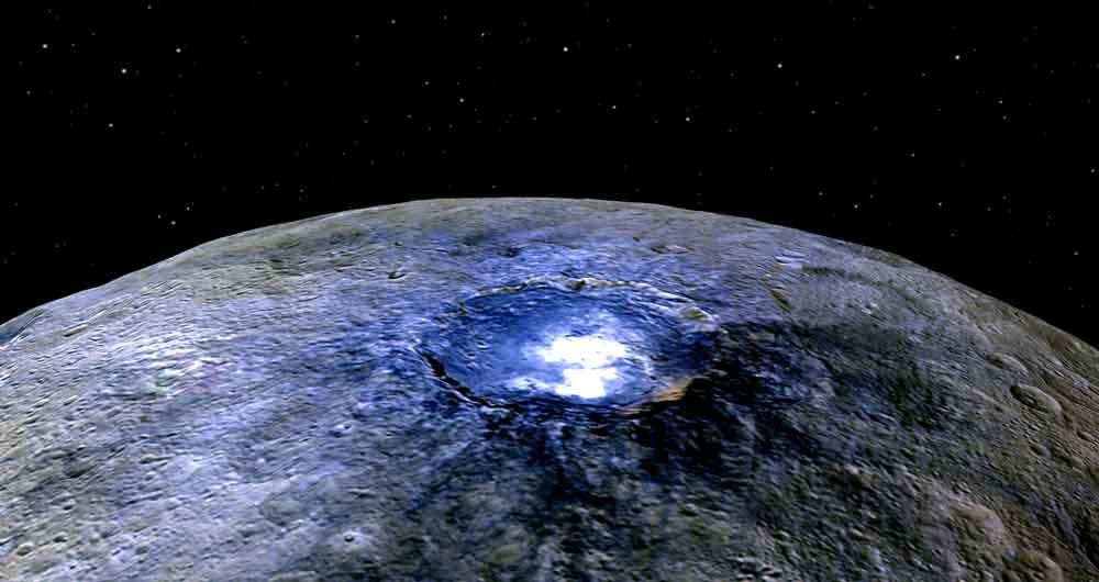 تاسیس دفتر حفاظت زمین در برابر سیارک ها