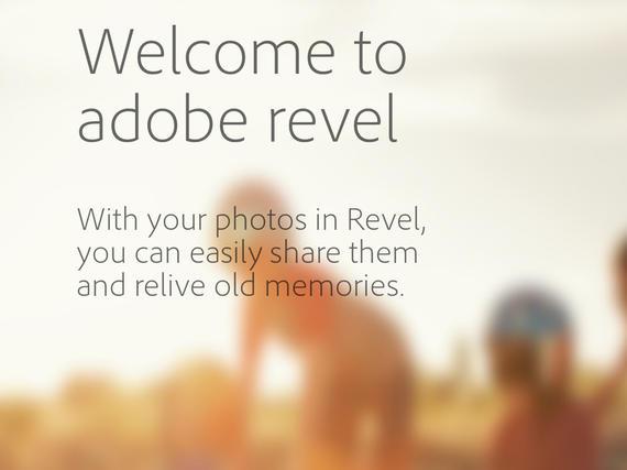 خدمات انبوه Adobe Revel از راه خواهند رسید