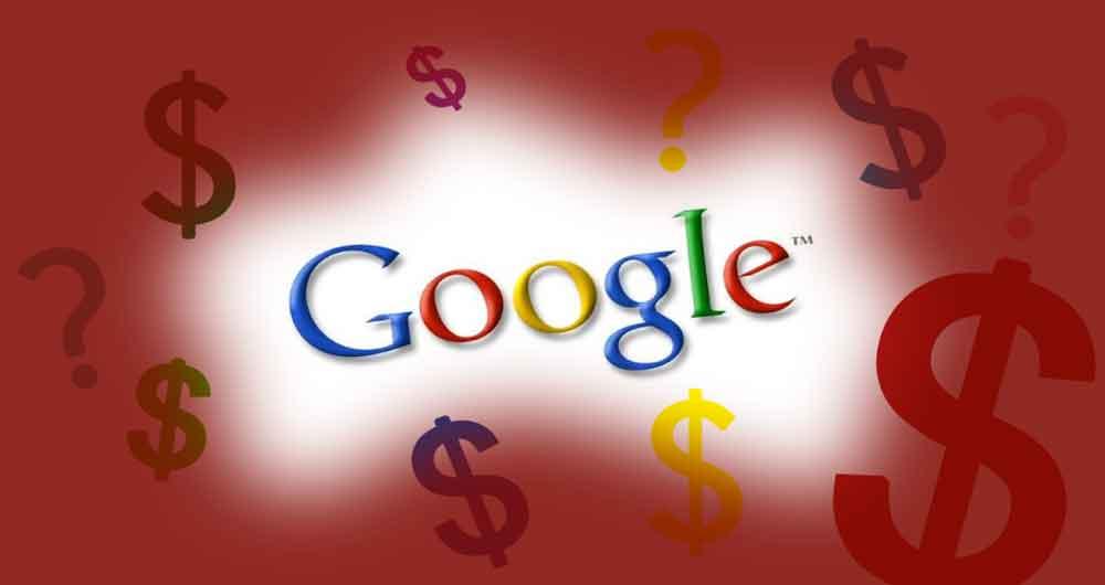 گوگل دامنه خود را برای یک دقیقه فروخت!