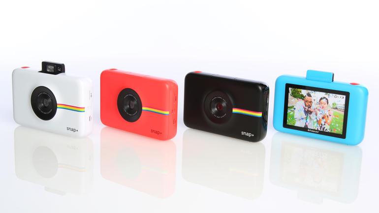 با دوربین Polaroid's Snap+ هم عکس بگیرید، هم چاپ کنید