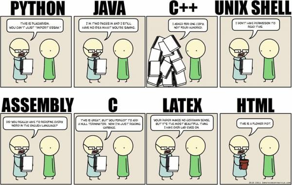 چگونه زبان برنامه نویسی را یاد بگیریم