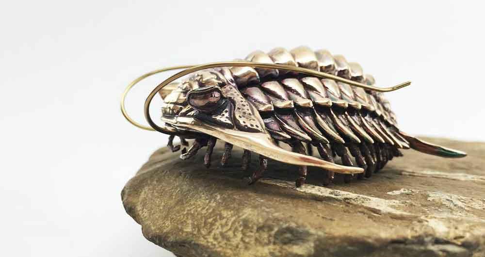 ساخت موجودات باستانی با پرینت سه بعدی