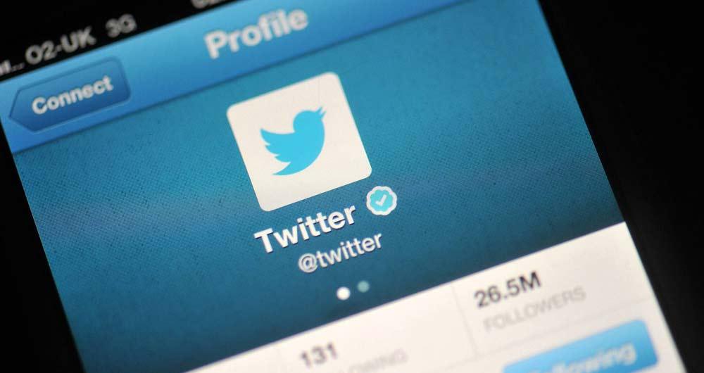 زلزله مدیریتی در توییتر