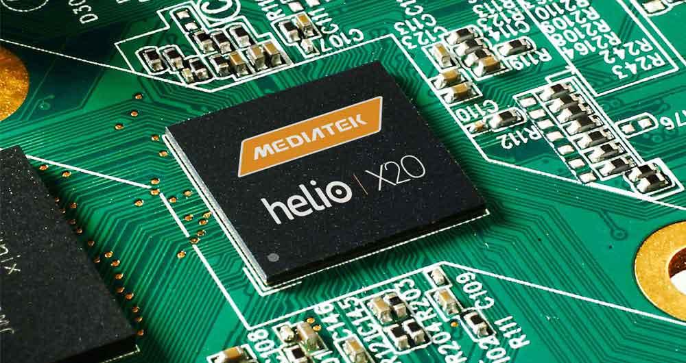 مدیاتک: مشکل تولید حرارت تراشه Helio X20 صحت ندارد!