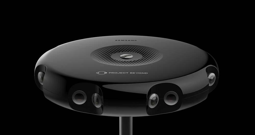 دوربین Gear 360 سامسونگ در کنار گلکسی اس 7 معرفی میشود