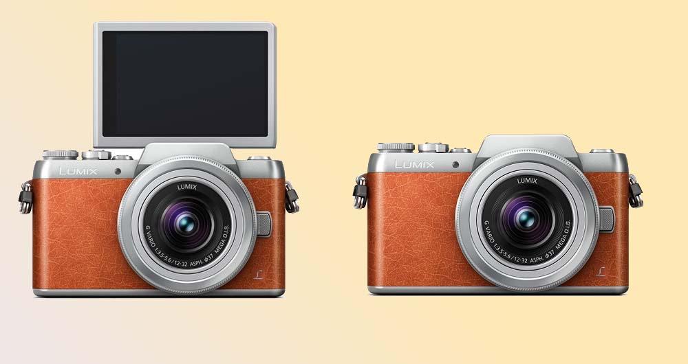 دوربین LUMIX GF8 پاناسونیک با طراحی سلفی محور معرفی شد
