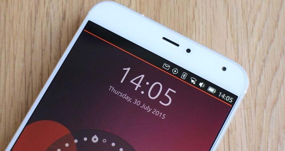 نسخه اوبونتویی گوشی Pro 5 میزو رونمایی شد