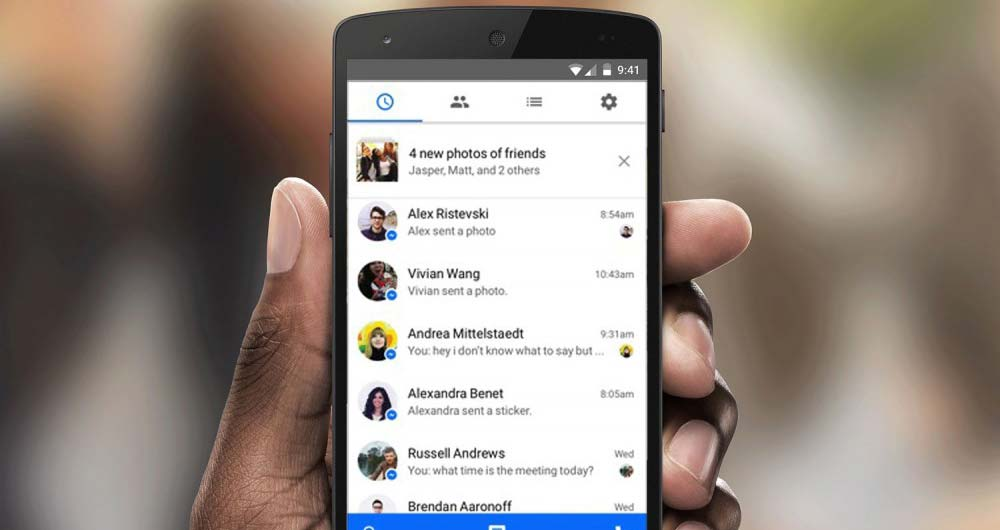 فیسبوک قابلیت یکپارچه سازی را به پیام رسانش باز می گرداند