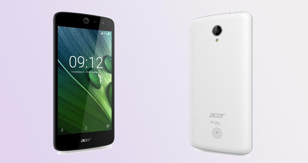 ایسر از دو گوشی Liquid Zest و Liquid Zest 4G رونمایی کرد