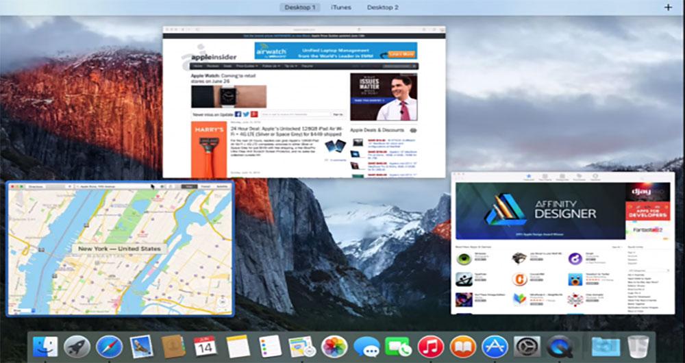۵۶ نکته و ترفند در سیستمعامل OS X El Capitan