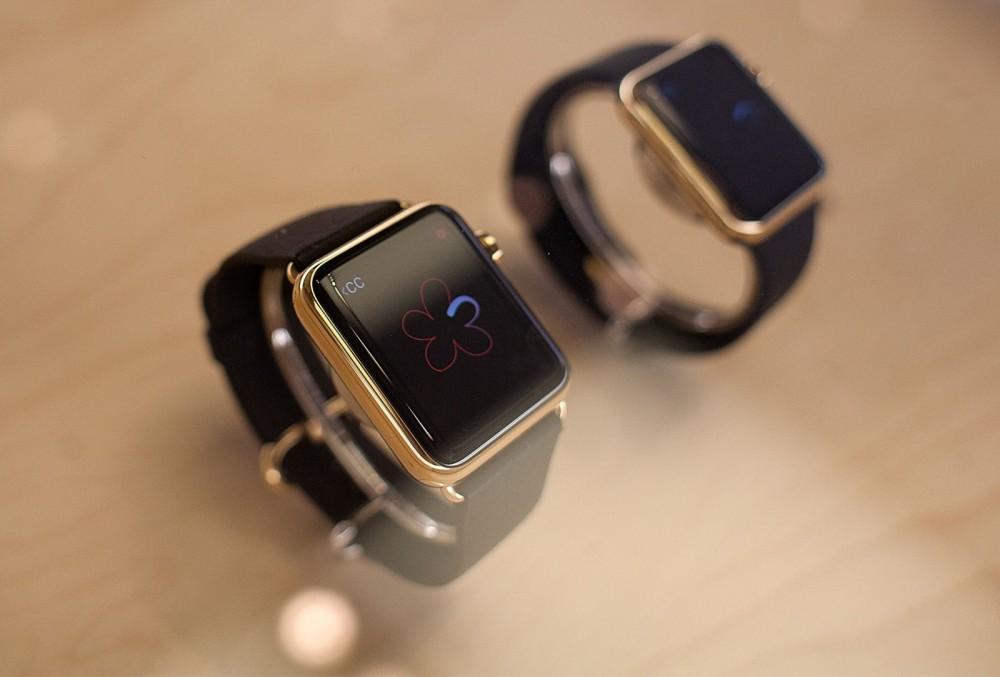 اپل واچ بازار ساعت های هوشمند را تسخیر کرد