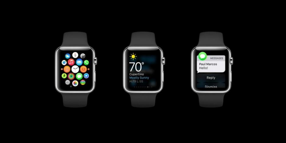 ساعت هوشمند اپل گوی سبقت را از رقبا ربود