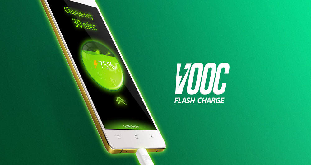 Oppo قصد دارد از نسل بعدی فناوری شارژ فوق سریع در MWC 2016 رونمایی کند