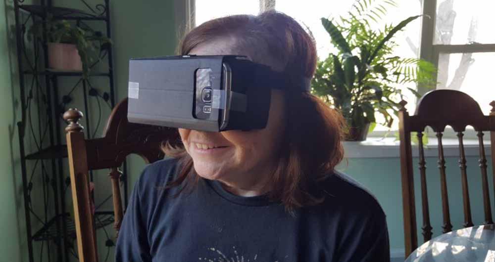 ارمغان بینایی برای کم بینایان با فناوری جدید در اندروید