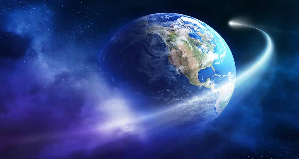 آیا زمین از دو سیاره تشکیل شده است؟