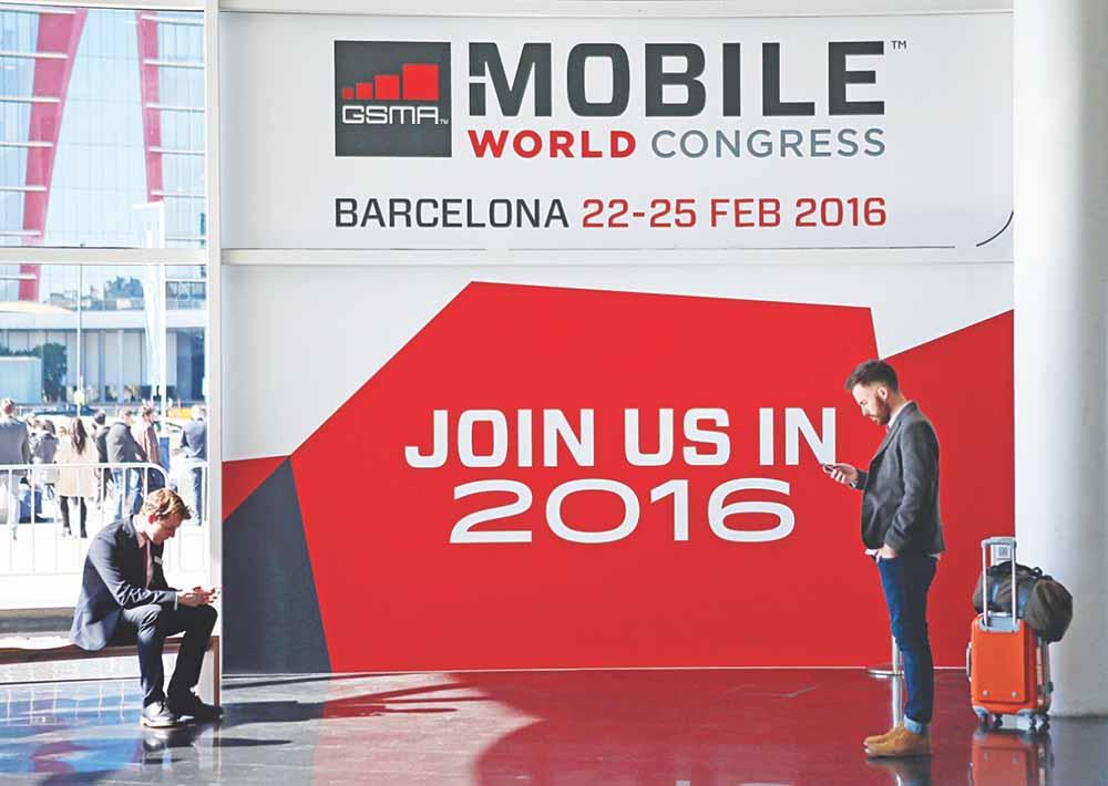 برنامه سامسونگ برای کنگره جهانی موبایل