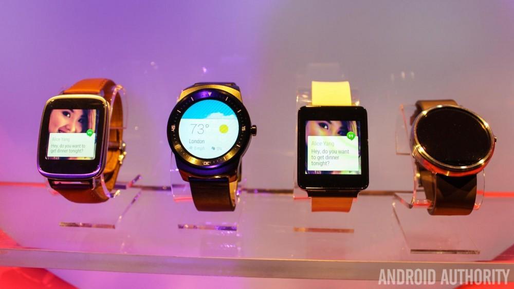 ساعتهای هوشمند اندرویدی بیشازحد به هم شبیه اند!