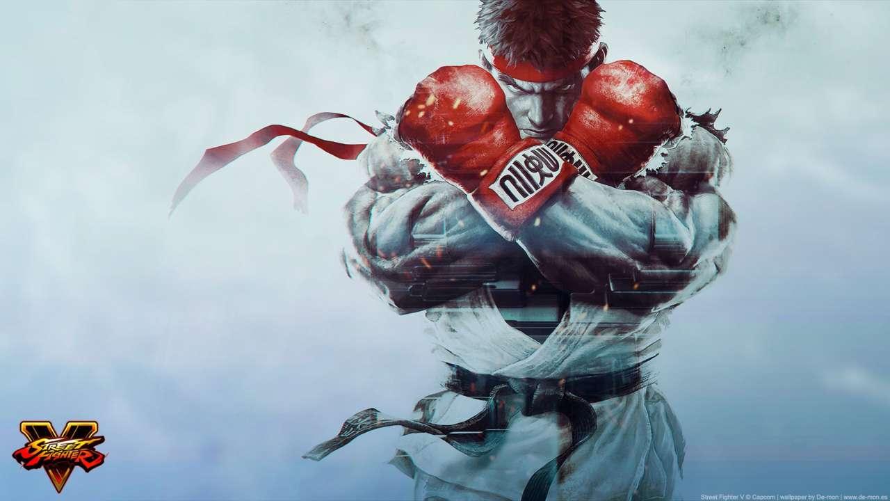 ظاهر شخصیت کین مسترز در Street Fighter V تغییر پیدا کرده است