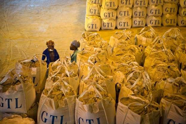 جمهوری دموکرات کنگو یکی از مراکز اصلی تولید کوبالت و کولتان در جهان به شمار می رود