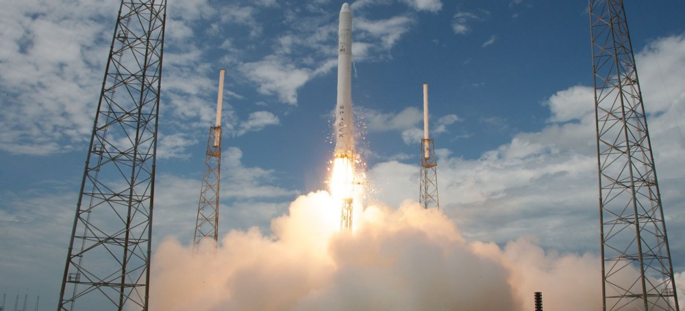 اسپیس ایکس از شکست احتمالی فرود موشک فالکون 9 خبر داد