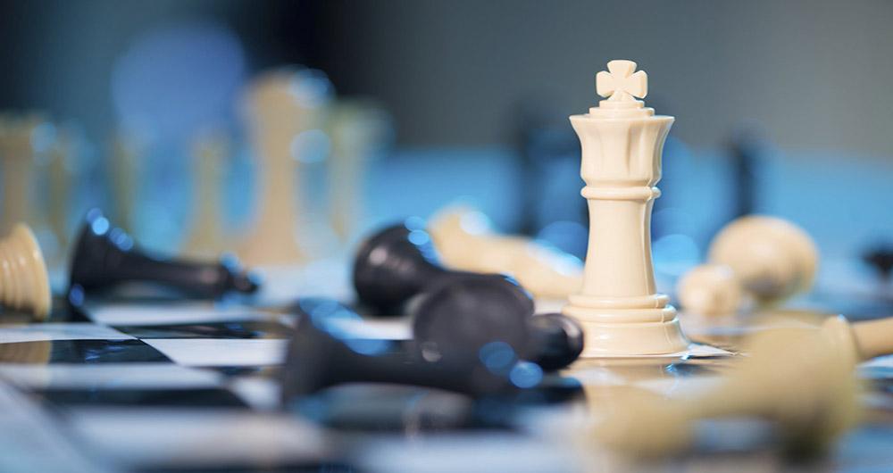 بازی شطرنج در سیستم پیام رسان فیسبوک