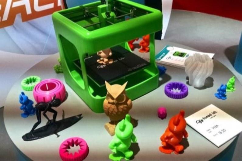 رونمایی Mattel از چاپگر سه بعدی مخصوص اسباب بازی