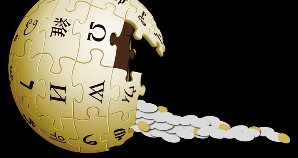 رقابت ویکی پدیا با گوگل و مایکروسافت