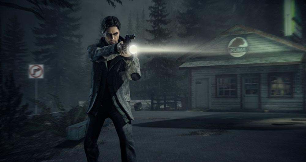 سازندگان به دنبال ایده های جالب تری برای Alan Wake 2 هستند