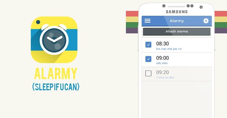 Alarmy (Sleep If U Can)