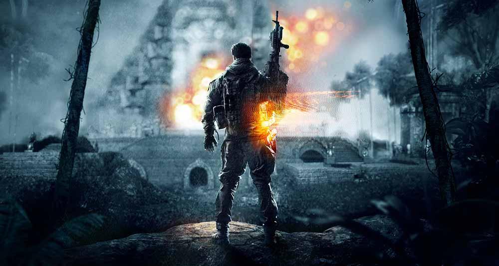سیستم ضد تقلب بازی Battlefield 4 آپدیت شد