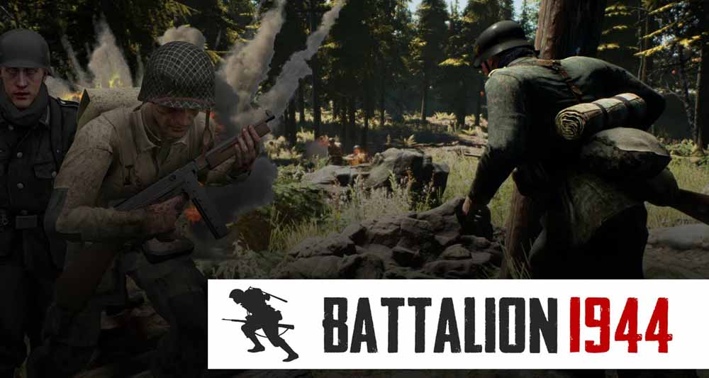 Battalion 1944 - pix