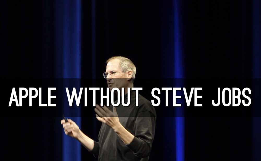آیا فقدان استیو جابز طراحی محصولات اپل را با مشکل مواجه کرده است؟