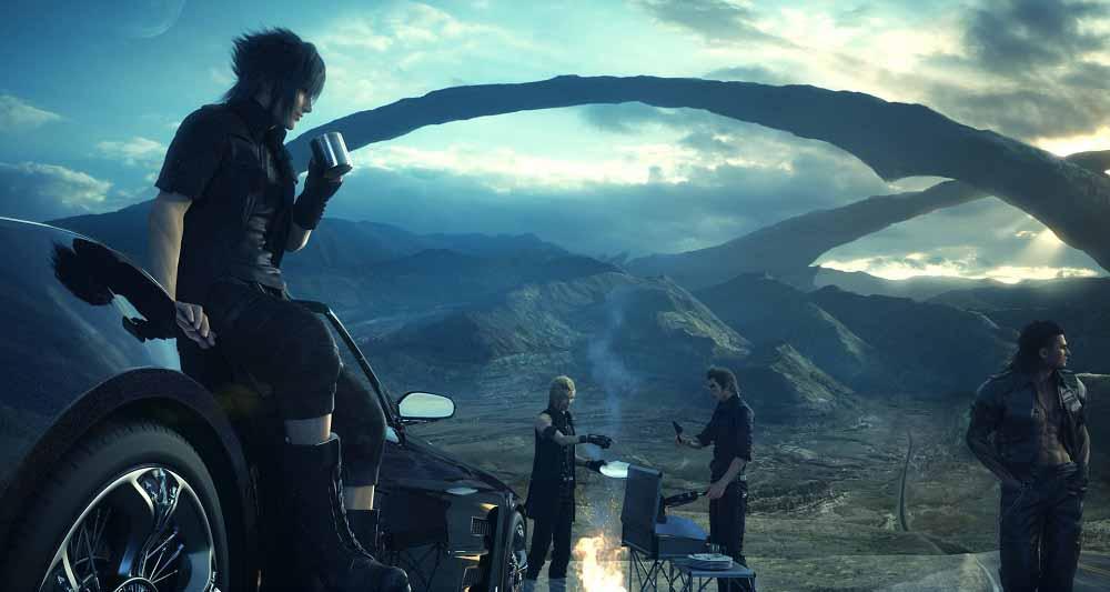 Final Fantasy 15 برای PC منتشر خواهد شد