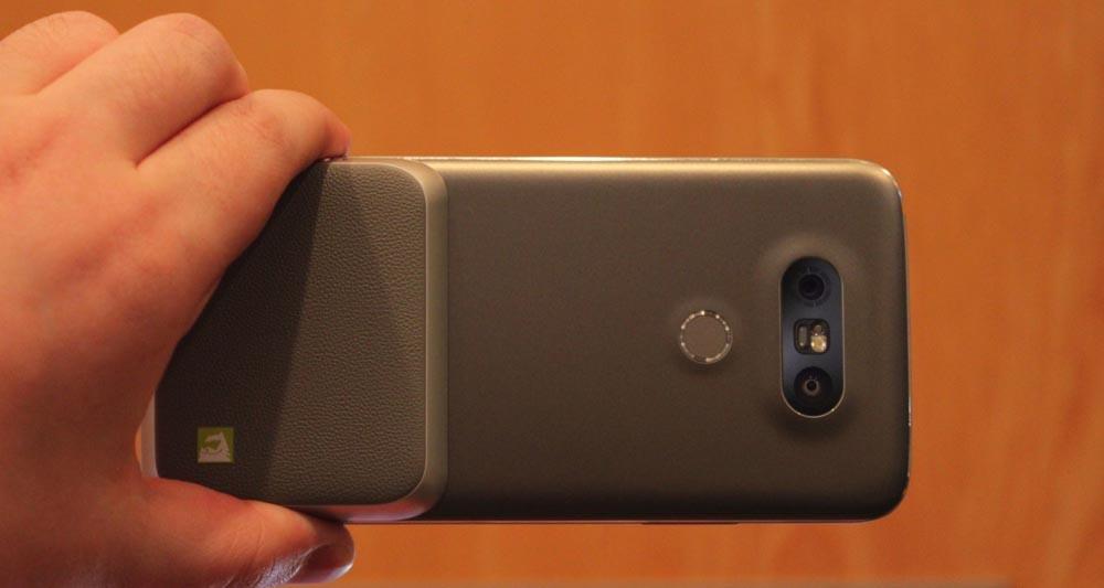 ماژول های CAM Plus و Hi-Fi Plus، مکملی برای LG G5