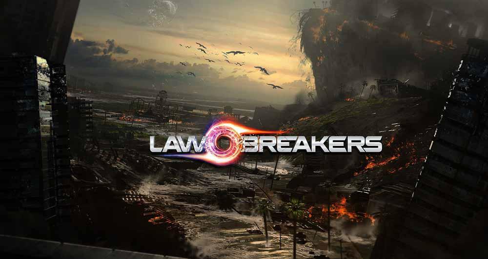 LawBreakers یک بازی متفاوتی خواهد بود