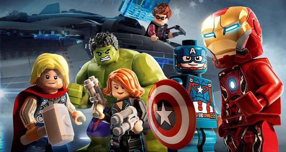 جدول فروش هفتگی بریتانیا | Lego Marvel Avengers سلطنت را گرفت