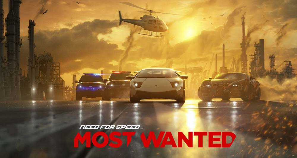 Need for Speed: Most Wanted رایگان شد!
