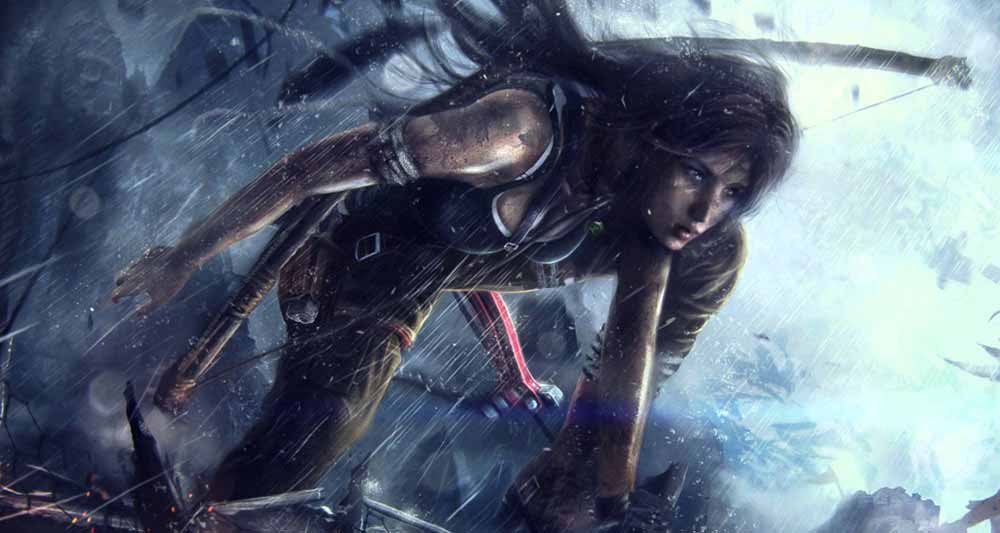 Rise of the Tomb Raider-art