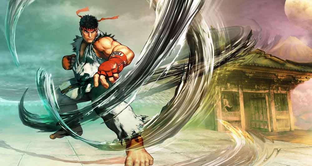 Ryu-Street-Fighter-V-Wallpaper
