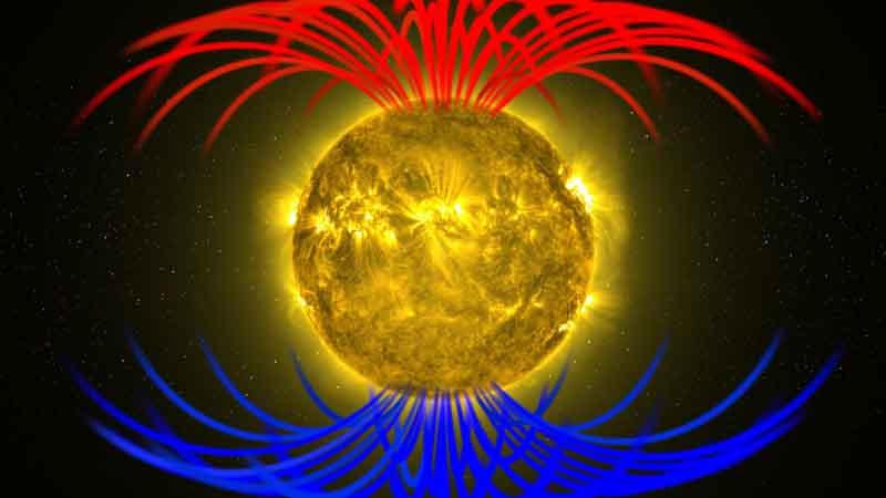 SW_Sun_Magnetic_field_poles5_1080
