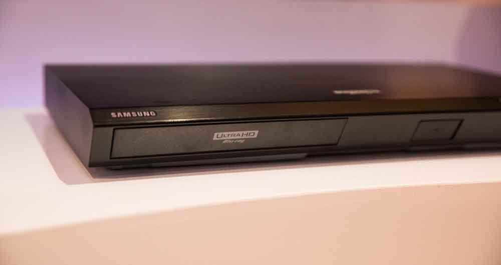 پلیر Ultra HD 4k سامسونگ در ماه مارس عرضه می شود