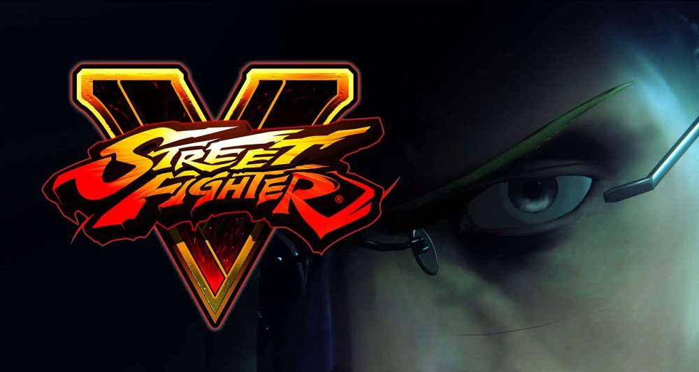 Street Fighter V-wallpaper