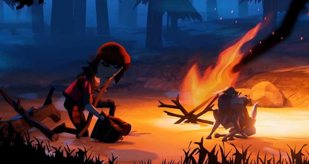 نمرات The Flame in the Flood منتشر شد