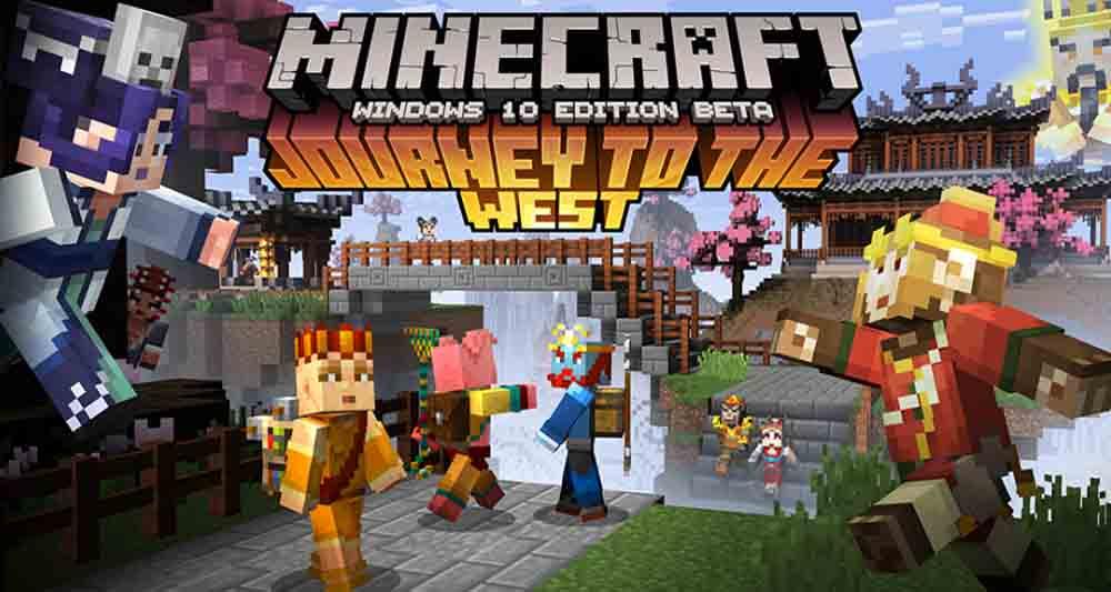 با پوستههای جدید Minecraft همراه باشید