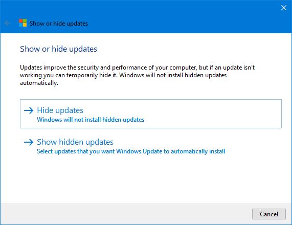 Windows-10-Hide-Updates