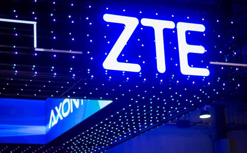 رونمایی از گوشی جدید ZTE در MWC 2016