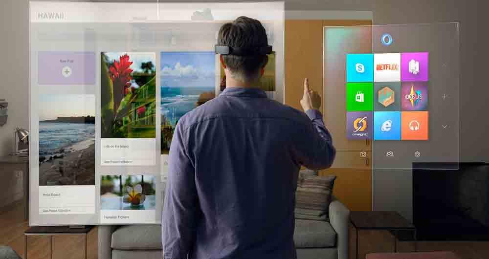 هولولنز مایکروسافت آینده را متحول می کند