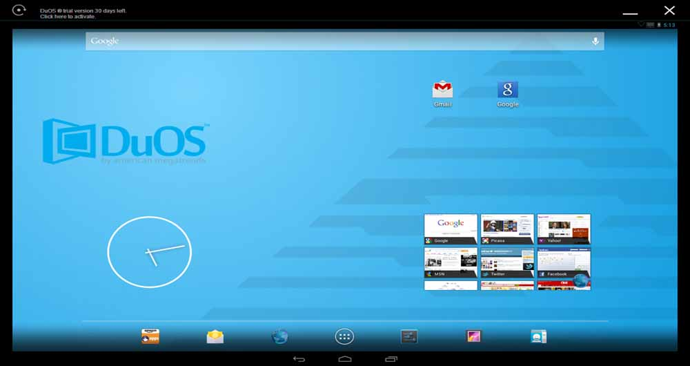 اجرای برنامه های اندروید در ویندوز با کمک دستگاه مجازی
