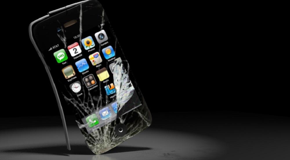 اپل گوشیهای آسیب دیده را تعویض میکند